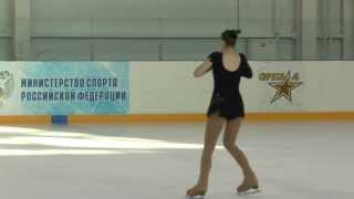 Феофанова Ксения, ИНТ-мастер, Olympic Open 2/11/13
