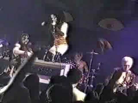 The Voluptuous Horror Of Karen Black At Tramps circa 1996? at TRAMPS NYC