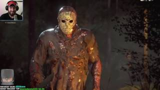 GET THE SQUEAKER | Friday the 13th Stream w/ Dan & Jared