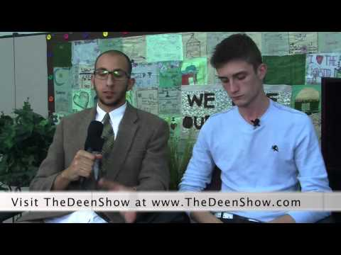 Are you partying, smoking weed, being promiscuous and still not happy? TheDeenShow