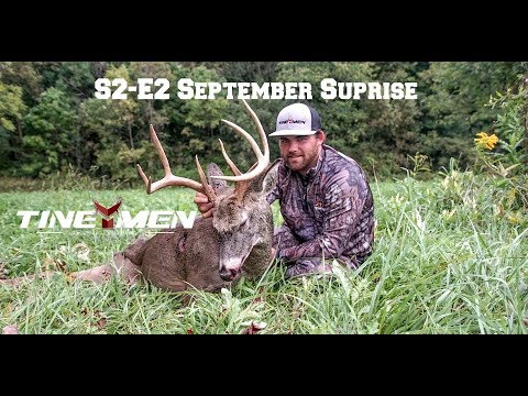 Ohio Opening weekend bow kill - S2-E2 - September Surprise