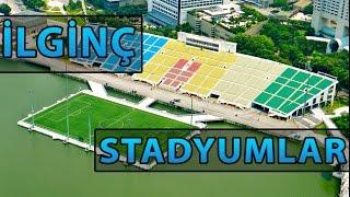 En İlginç 12 Stadyum