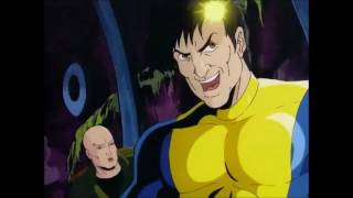 The X-Men vs. Mr. Sinister - X-Men Animated Series