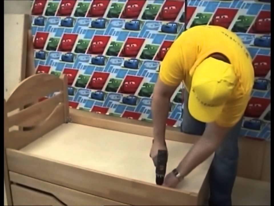 детские кроватки бу на авито - YouTube
