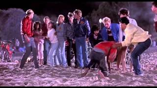 "The Karate Kid - ""Beach Fight Scene"" - (HD) - Scenes from the 80s (1984)"