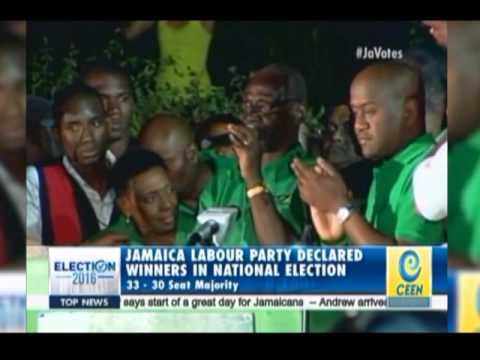 Jamaica 2016 Elections Recap| CEEN News Indepth | Feb 29, 2016