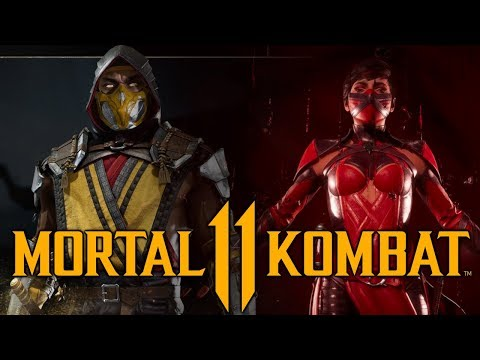 MK11 High Level Set: JGleez (Skarlet) vs KillZone (Scorpion) | Mortal Kombat 11 thumbnail
