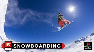 'MTV Sports: Snowboarding' Intro Video