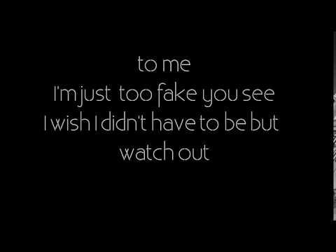 Big sean Too Fake ft. Chiddy Bang!!!! (Lyrics)
