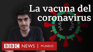 Coronavirus: cómo están haciendo la vacuna del covid-19 | BBC Mundo