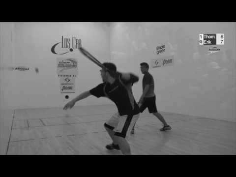 2017 Thomas Carter National Intercollegiate Racquetball Champion Promo