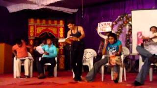 SPCE Visnagar Mechanical batch 2007 - Drama _ part 2.mp4