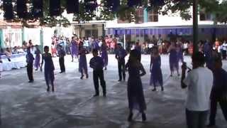 Baile de clausura Generación 2008-2014, Esc. Prim. Vicente Guerrero, Santo Domingo Zanatepec, Oax.