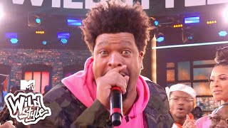 Deray Davis Trolls Bobb'e J Thompson w/ Hella Jokes 😂 Wild 'N Out