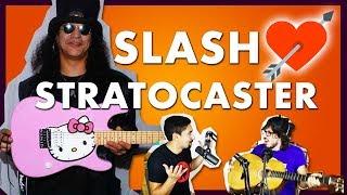 Slash AMA le Stratocaster! ❤️