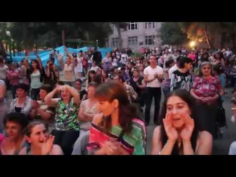 Gevorg Harutyunyan - Let Me Entertain You (by Robbie Williams)