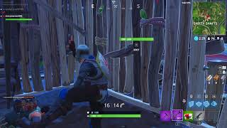 1# Victory Royale - pistol kill 1024mm kill CRAZZZY (POLICE CALLED)