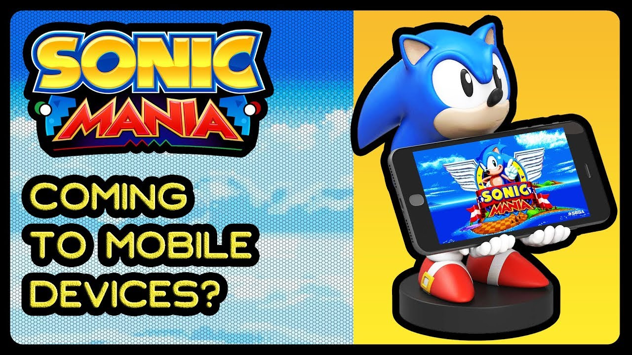 Sonic Mania 3DS | GBAtemp net - The Independent Video Game