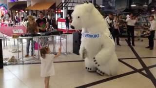 Белый Медведь в Запорожье City Mall