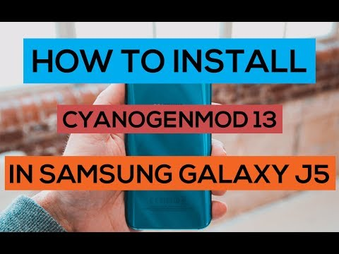 Mashmallow for Samsung Galaxy J5! [Full Guide]