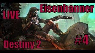 LIVE Eisenbanner #4 - Destiny 2 - [Commentary|Deutsch|HD]