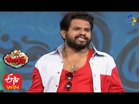Hyper Aadi, Raising Raju Performance   Double Dhamaka Special   24th May 2020   ETV Telugu