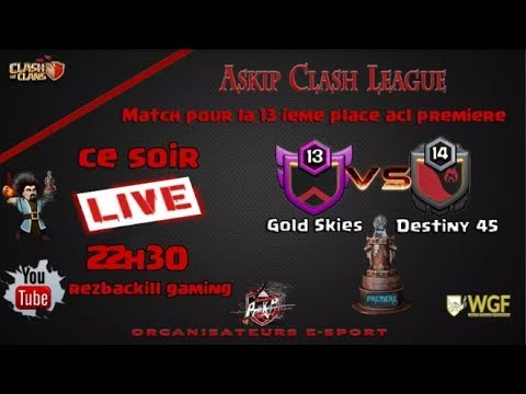 Gold Skies Vs Destiny 45