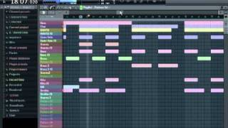 Young Money Bedrock Instrumental  Remake FL studio