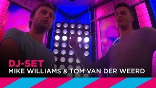 Mike Williams B2B Tom van der Weerd (DJ-set) | SLAM!