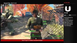 Fallout 4 Gameplay