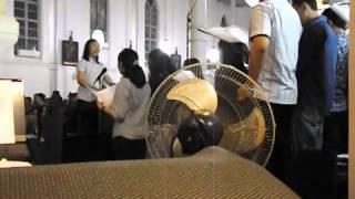 St. Raphael BMV Choir - Siapa yang Berpegang