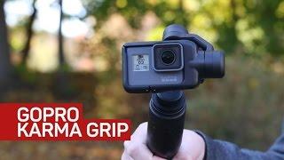 GoPro Karma Grip helps you get a handle on camera shake