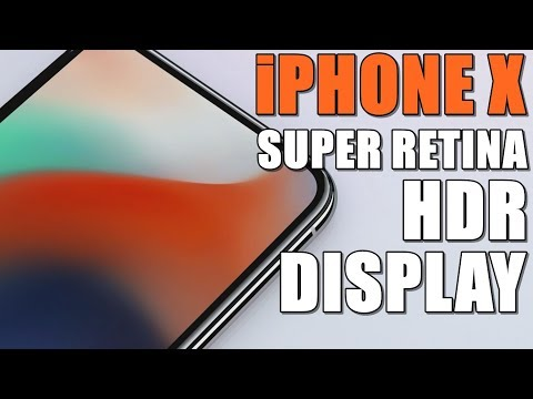 Download Youtube: iPhone X Super Retina Screen Explained