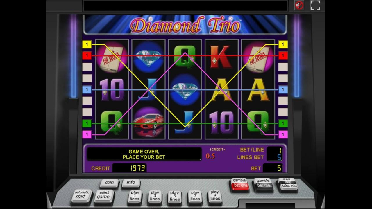 Игровые автоматы 21