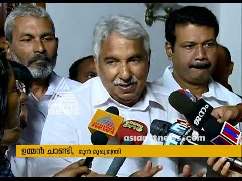 Will directly approach CM for 'solar report': Oommen Chandy