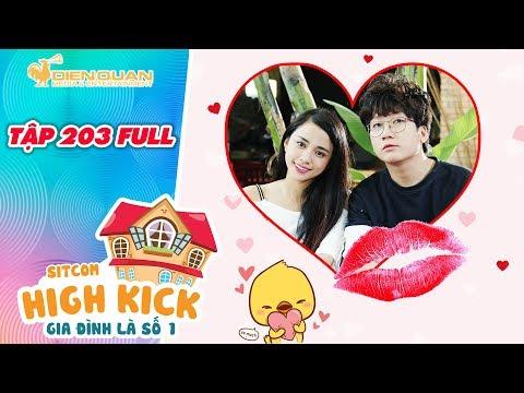 Gia đình là số 1 sitcom   tập 203 full: Đức Minh trao cho Yumi nụ hôn sau những ngày xa nhau