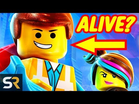 8 Lego Movie Theories So Crazy They Might Be True!