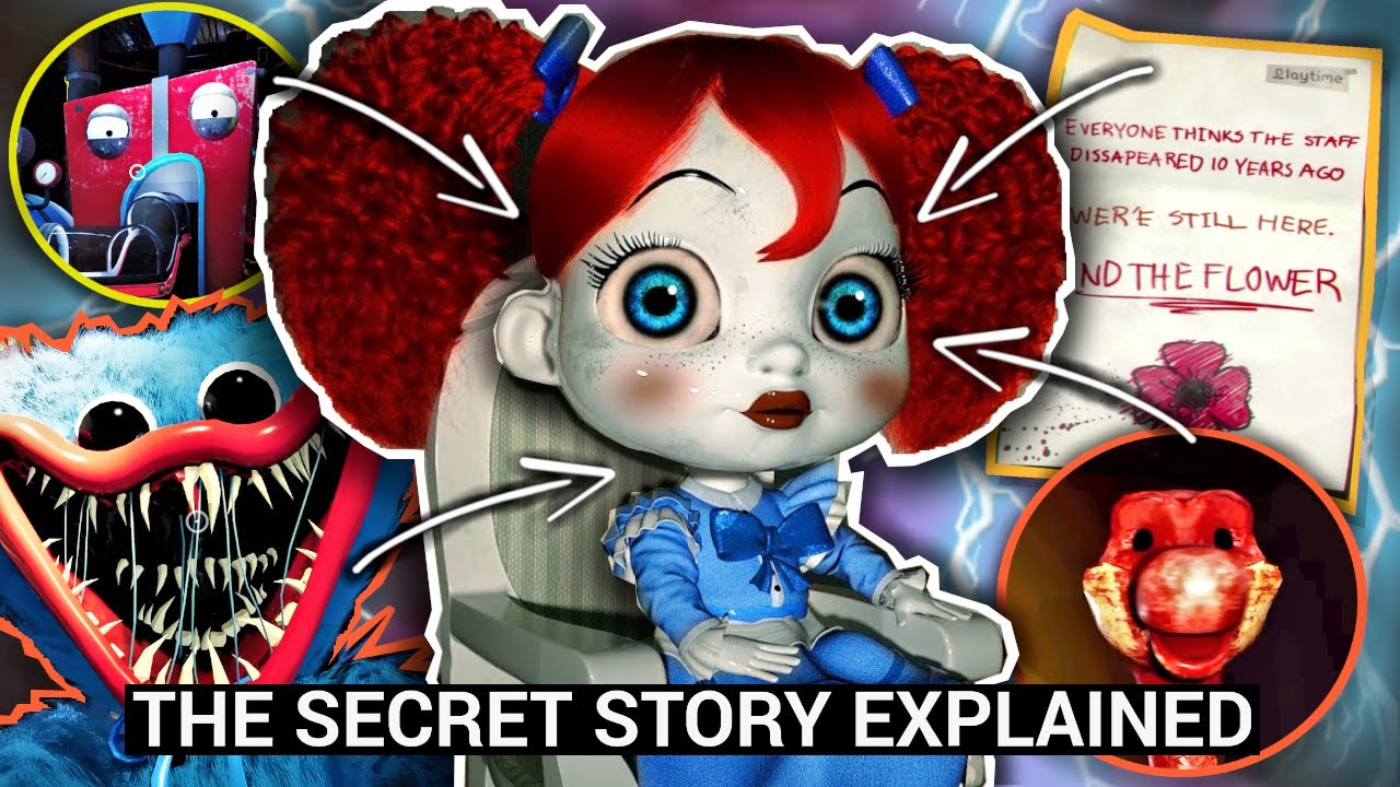 Download Why Poppy Playtime is Controlling Everything (Poppy Playtime Chapter 1 Theory)