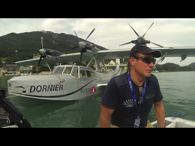 Dornier Do-24 Flight @ Scalaria - Kermie Cam
