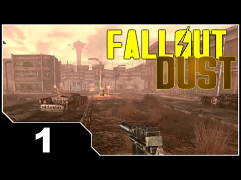 Fallout: DUST -  Survival Permadeath EP1