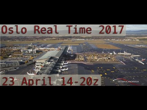 VATSIM | Oslo Real Time | VATSIM Plane Spotting