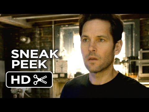 Ant-Man Official Ant-Sized Sneak Peek #1 (2015) - Marvel Movie HD