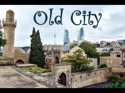 Içərişəhər/Old City. Baku, Azerbaijan
