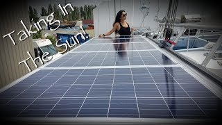 Onboard Lifestyle ep.71 Solar Upgrade On Our Catamaran thumbnail