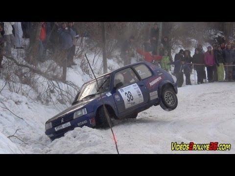 Rallye Hivernal des Hautes Alpes 2013 [HD]