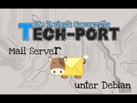 Mailserver einfach installieren unter Debian 8 mit Mailcow