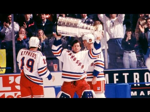 Mike Richter Reminisces About Rangers' 1994 Stanley Cup Win | NHL