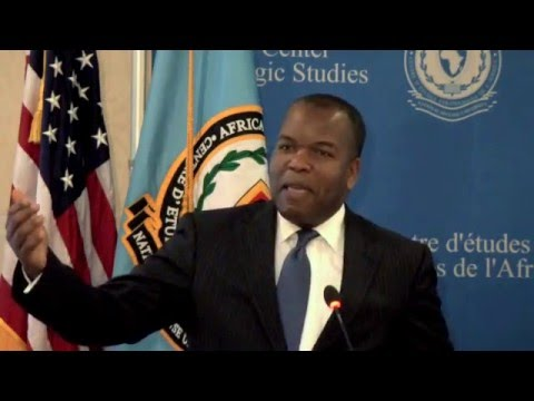 Comprehensive, Multinational Approaches to African Maritime Security - Dr.  Assis Malaquias