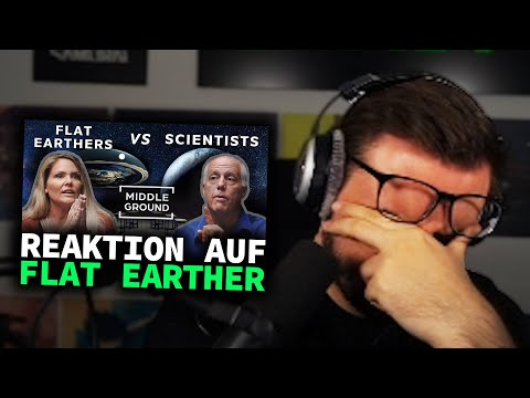 """Staiy REAGIERT auf """"Flat Earthers vs Scientists"""" 🕵️🌎 thumbnail"""