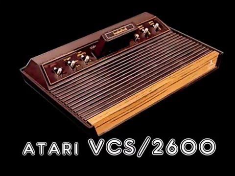 Vintage Computer Software & Games Atari VCS Frankenstein's Monster